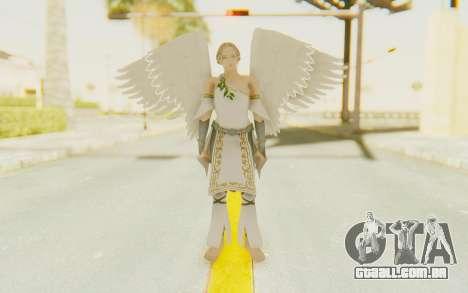 Angel Skin para GTA San Andreas segunda tela