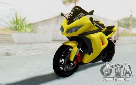 Kawasaki Ninja 250 Abs Streetrace v2 para GTA San Andreas