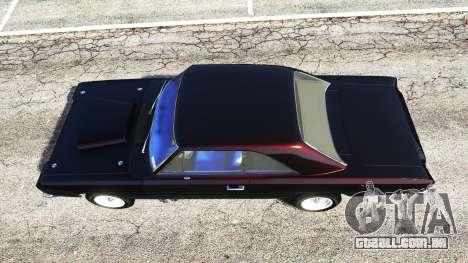 GTA 5 Dodge Dart 1968 Hemi voltar vista