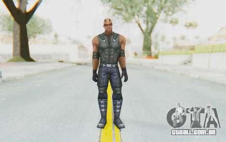 Marvel Future Fight - Blade para GTA San Andreas segunda tela