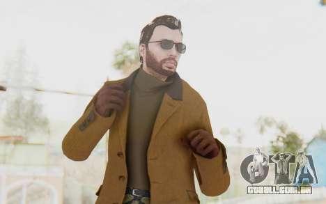 GTA 5 DLC Finance and Felony Male Skin para GTA San Andreas