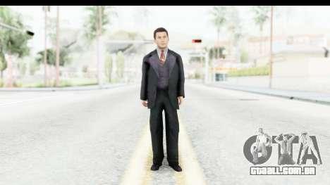 Mafia 2 - Henry Tomasino para GTA San Andreas segunda tela