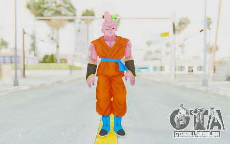 Dragon Ball Xenoverse Super Buu Goku FnF Absorbe para GTA San Andreas segunda tela