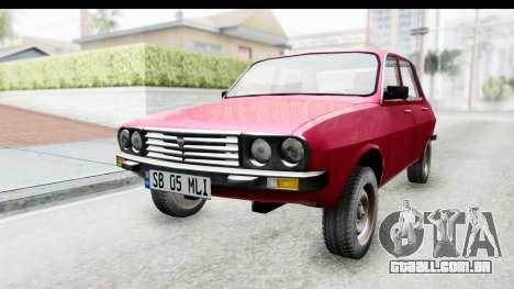 Dacia 1310 TLX v2 para GTA San Andreas vista direita