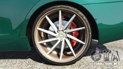 GTA 5 Toyota Camry V40 2008 [stock] traseira direita vista lateral