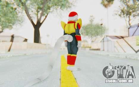 Dragon Ball Xenoverse Super Baby Frieza para GTA San Andreas terceira tela