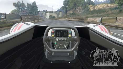 GTA 5 BAC Mono v2.0 frente vista lateral direita