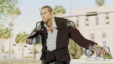 Dead Rising 2 DLC Cyborg Chuck para GTA San Andreas