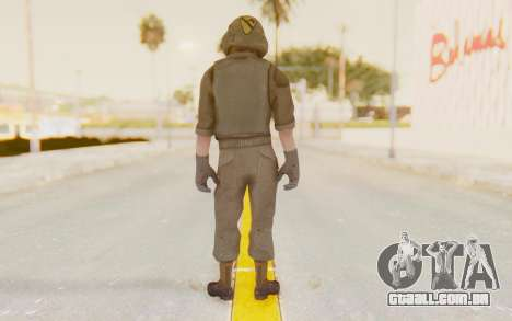 COD BO USA Pilot Vietnam para GTA San Andreas terceira tela