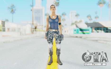 Mortal Kombat X - Jacqui Briggs para GTA San Andreas segunda tela