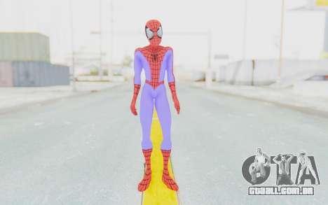 Ultimate Spider-Man - Spider-Man para GTA San Andreas segunda tela