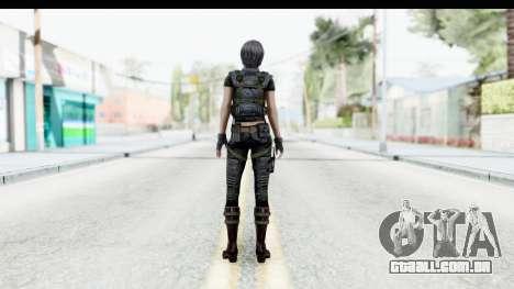 Resident Evil 4 UHD Ada Wong Assignment para GTA San Andreas terceira tela