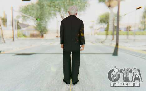 Mafia 2 - Leo Galente para GTA San Andreas terceira tela
