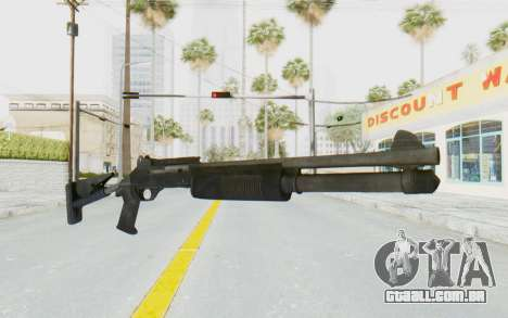 Assault M1014 para GTA San Andreas