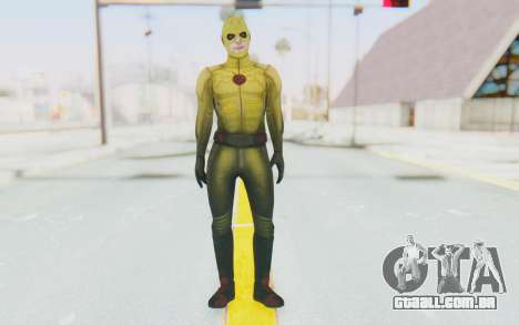 The Reverse Flash CW para GTA San Andreas segunda tela