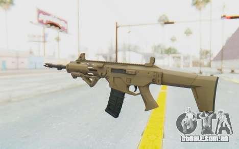 MSBS Radon Ironsight para GTA San Andreas terceira tela