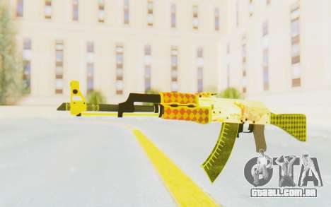 CS:GO - AK-47 Dragon Lore para GTA San Andreas