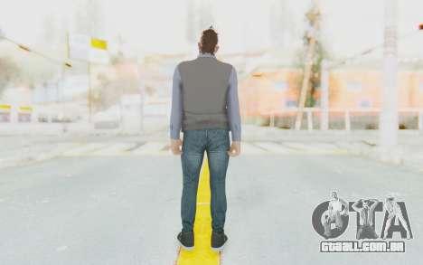 GTA Online Finance and Felony Skin 2 para GTA San Andreas terceira tela