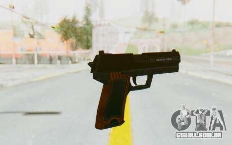 APB Reloaded - Obeya FBW para GTA San Andreas segunda tela