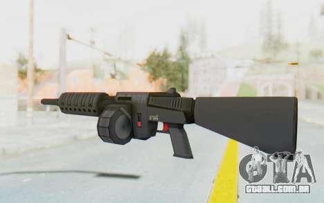 APB Reloaded - NFAS-12 para GTA San Andreas segunda tela