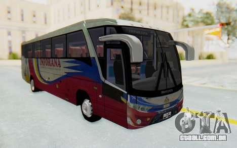 Marcopolo Inforana Bus para GTA San Andreas vista direita