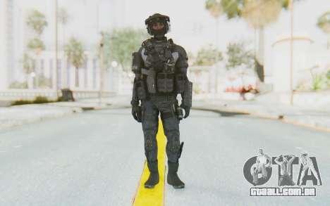 Federation Elite LMG Original para GTA San Andreas segunda tela