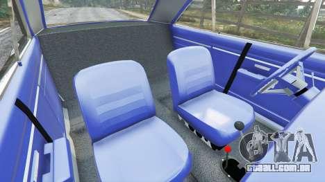 GTA 5 Dodge Dart 1968 Hemi volante