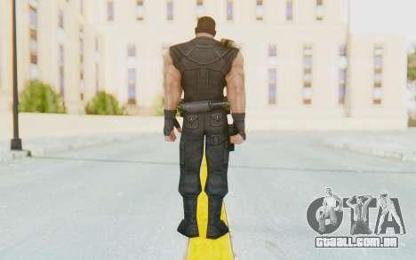 Marvel Future Fight - Punisher para GTA San Andreas terceira tela