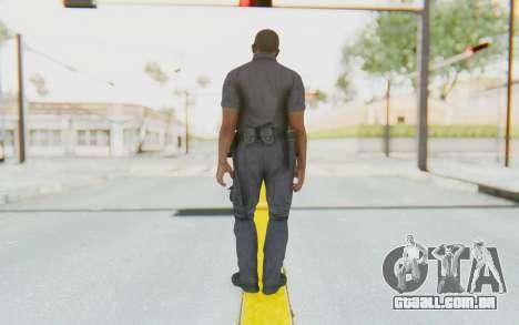 CoD Ghost Elite PMC Assault para GTA San Andreas terceira tela