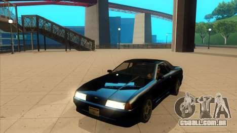 Elegy Bushido para GTA San Andreas