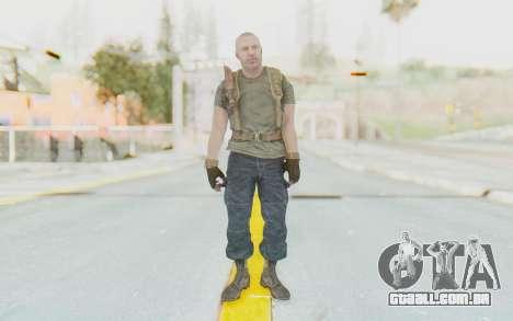 COD BO Hudson Ubase para GTA San Andreas segunda tela