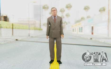Mafia 2 - Clemente para GTA San Andreas segunda tela