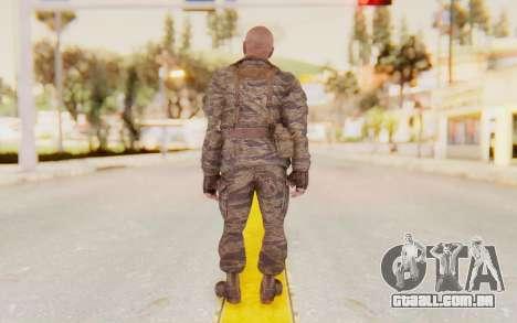 COD BO Hudson Vietnam para GTA San Andreas terceira tela