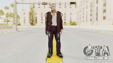 Dead Rising 2 DLC Cyborg Chuck para GTA San Andreas segunda tela