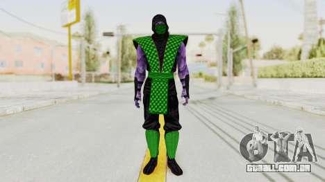 Snake MK1 para GTA San Andreas segunda tela