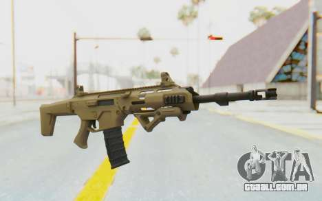 MSBS Radon Ironsight para GTA San Andreas segunda tela