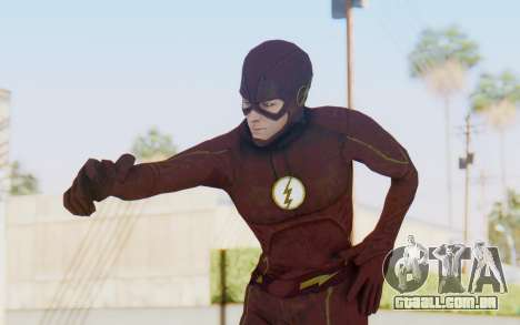 The Flash CW para GTA San Andreas