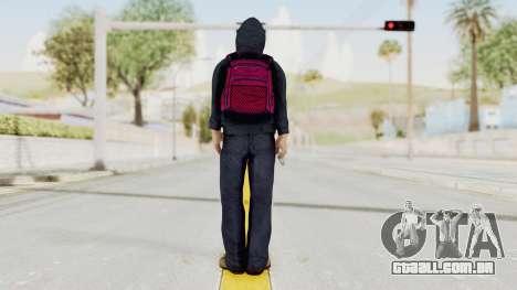 Dead Rising 2 Looter para GTA San Andreas terceira tela