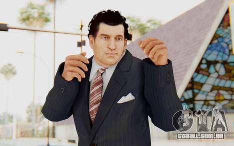 Mafia 2 - Joe Suit para GTA San Andreas