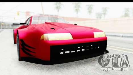 Elegy KraZ Edition Beta 0.8.5 para GTA San Andreas vista direita