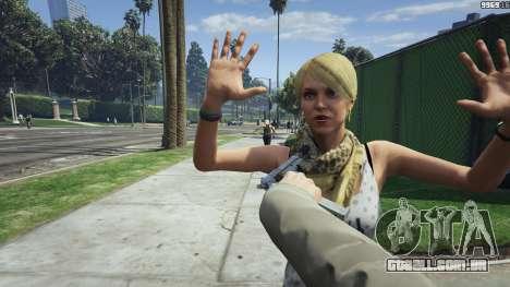 GTA 5 Executions quinta imagem de tela
