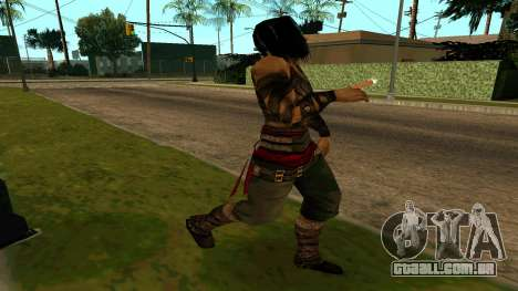 Prince Of Persia Warrior Within para GTA San Andreas segunda tela