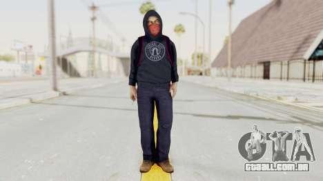 Dead Rising 2 Looter para GTA San Andreas segunda tela