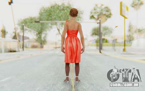 Mafia 2 - Joes Girlfriend para GTA San Andreas terceira tela