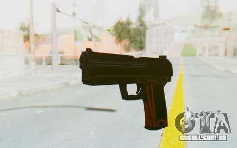 APB Reloaded - Obeya FBW para GTA San Andreas