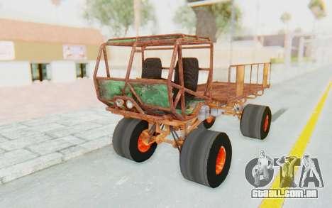Mongo from Fast and Furious para GTA San Andreas