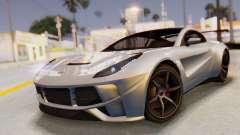 GTA 5 Dewbauchee Seven 70 SA Lights