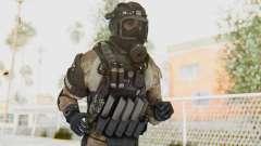 Federation Elite SMG Desert