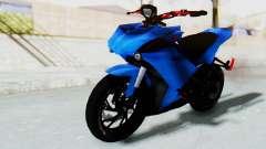 Yamaha Mx King 1000CC