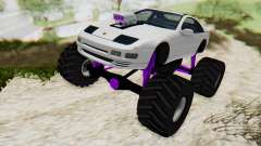Nissan 300ZX Monster Truck